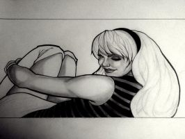 WIP - Gwen Stacy by Roberto-210296