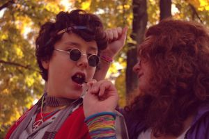 Call me hippie by sisilito
