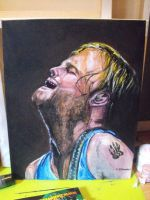 Caleb Followill by Emzoid