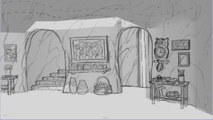 Bear Family home( living/dinning area furnishings) by dagracey