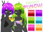 [MMD] froot punch! + DL by HiLoMMD