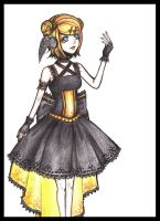 Kagamine Rin - Magnet by Fluorescence911
