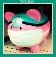 Pepper Piggy by Kelsey-Brown