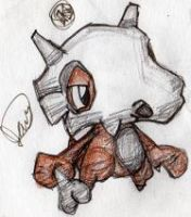 Cubone by KoolGamesXZ