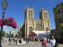 Bristol Cathedral Graduation Day by Phoenix-Foot