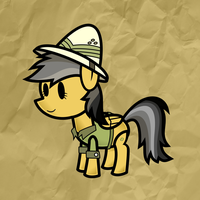 MPP Daring Do by Secret-Asian-Man