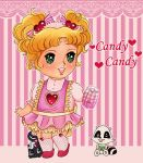 Candy Candy and friends chibis by Duendepiecito