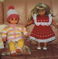 Clothes for baby dolls 2 by ToveAnita