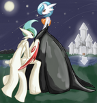 A Princess and her Knight by TheCourt-Jester