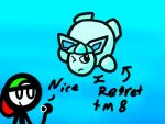 inflation quick doodle by glow-the-catlien