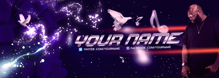 Facebook Cover Psd by AGD by AlbaniaGraphicDesign