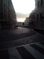 Parisian morning by Edesse