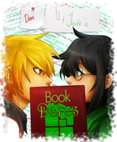 Dave and Jade's Book of Dares by Cashewdee