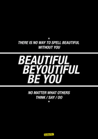 Be You Tiful by LilianaSabato