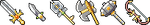 RPG Icons - Gold Series by 7Soul1