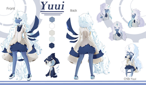 Reference: Yuui by Yurei-Pon