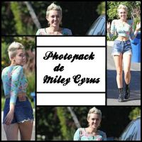 Photopack De Miley Cyrus by CutinaEditions