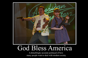 God Bless America Film by Party9999999