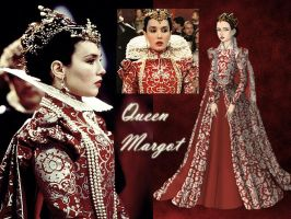 Queen Margot ( Isabelle Adjani) by Nurycat