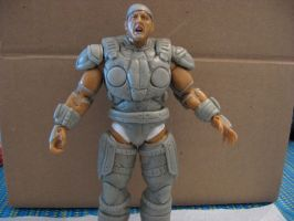 gears of war custom wip by soulbrother73