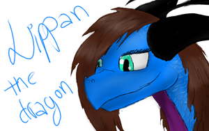 lippan the dragoness by spyroexpert
