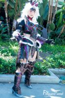 AX15 - Monster Hunter by BlizzardTerrak