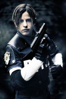 Leon S. Kennedy - Survival Horror by XenoLink