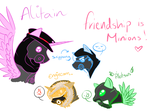 Friendship is minions by alexiuss