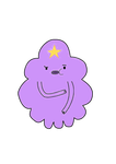 Lumpy space Princess by Strongheart3