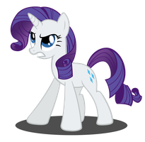 Rarity by TechRainbow