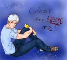 color me: prussia collab by kiramaru7
