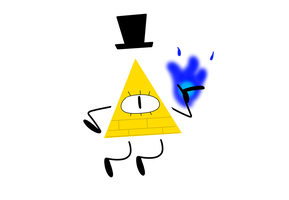 Request:Bill Cipher by NutellaOnToast