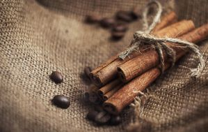 Coffee and cinnamon) by Ksenuya-Ksenuya