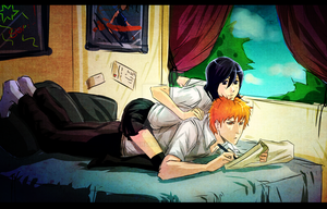 +IchiRuki: Drawing Lessons+ by moni158