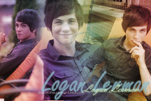 Logan Lerman Blend by sutapets