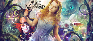 Alice in Wonderland by criscracker