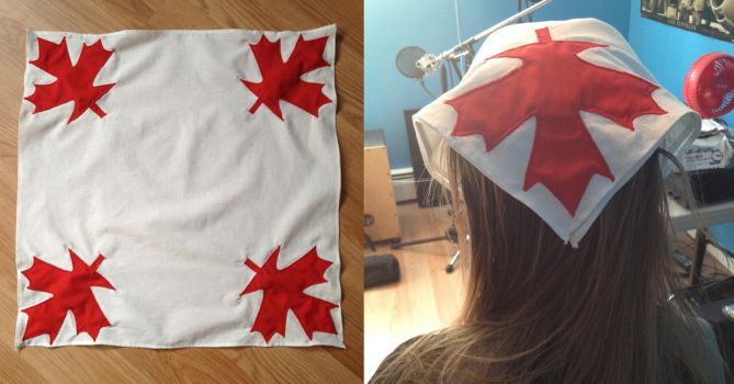 Canada Bandanna by WhimsicalSquidCo