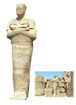 Egypt Statue 2 by Lubov2001