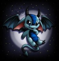 So cute and SO spooky.. o_o by MyFantasyZone
