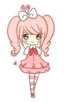 R: Cupcake-Kitty-chan by Chouxpuff