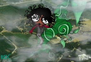 once upon a horror-Jack and the beanstalk by Lttle-Horrors