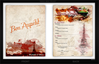 French Menu (Project)