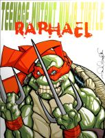 RAPH GONNA GET SOME ACTION by Sweet-Babboo