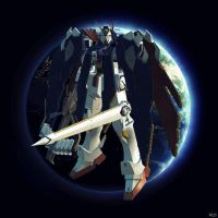 Crossbone Gundam X-1 Full Cloth by Goreface13