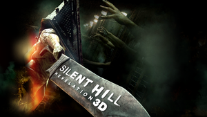 Silent Hill Revelation 3D by ANGELDRIVER