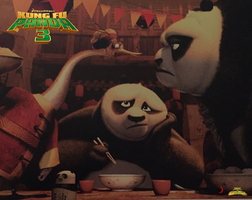 kung fu panda 3 Story Board Dreamworks poster 6 by pollito15