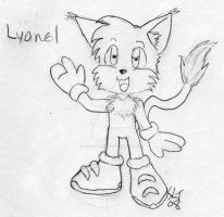 Lyonel the Cat by Lousin-Almasd