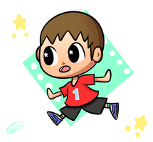 Villager by Sora-in-my-pants
