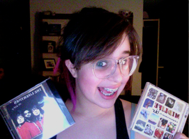 Yay new CDs by MurdocIsLove