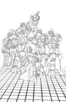 Aerialbots entry by fargnay